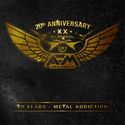 20 Years Metal Addiction 2016 Mp3 320 Kbps