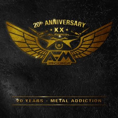 20 Years Metal Addiction 2016 Mp3 320 Kbps