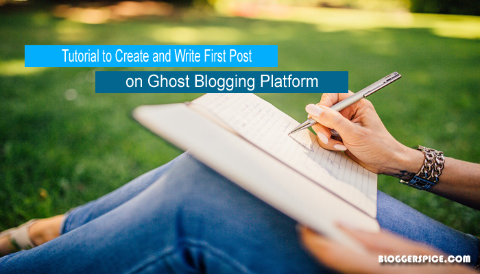 new post on ghost blog