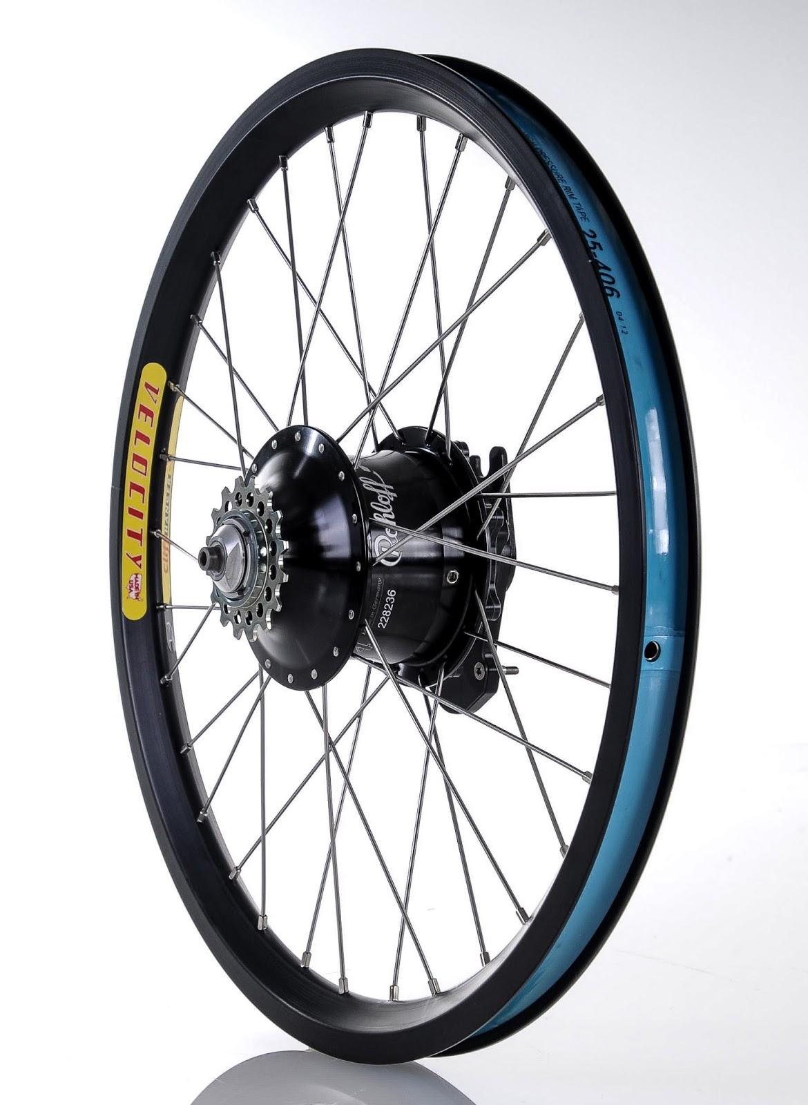 Cycle Monkey Wheel House Recumbent Wheel 20 Velocity