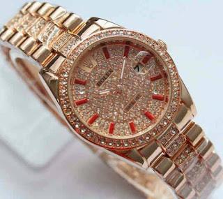 Model Jam Tangan Wanita Rolex Original