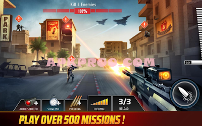 Download Game  Kill Shot Bravo Mod Apk For Android