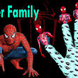Spiderman Dragon Finger Family Song