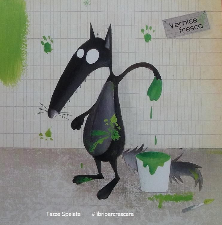 Mamma Aiuta Mamma: Libri per crescere: Il lupo che voleva ...