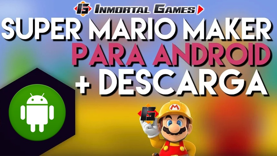 super mario games for android