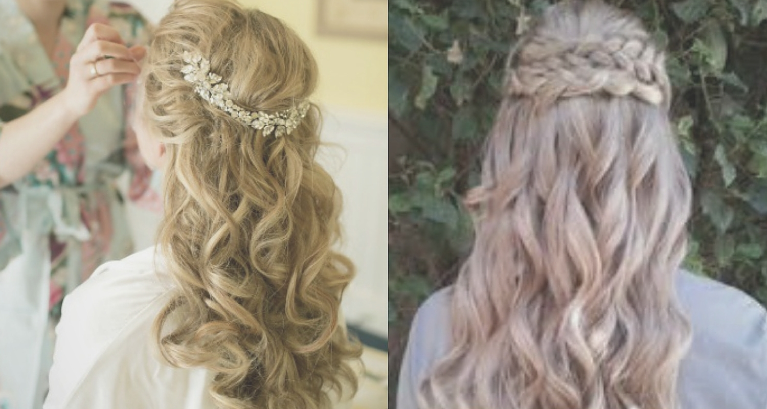 18 Creative And Unique Wedding Hairstyles For Long Hair: 25 Quinceanera Hairstyles For Girls