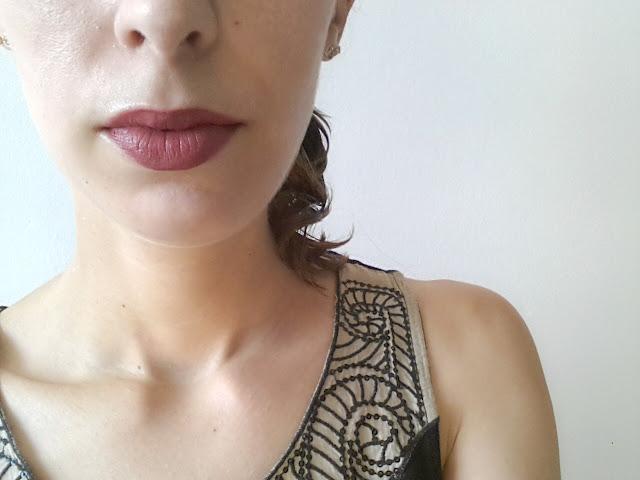 rouge à lèvres kiko intensively lavish n°02