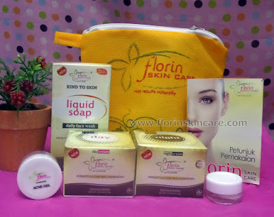Florin Skin Care Paket Acne Gel