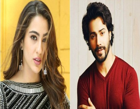 Varun Dhawan to star opposite Sara Ali Khan