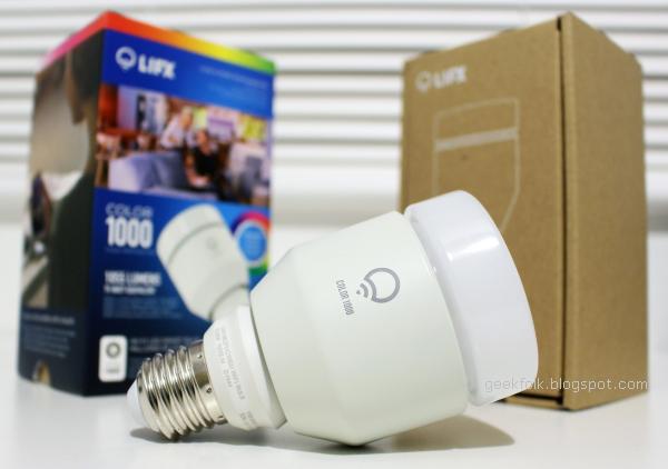 LIFX 1000 Color Smart Bulb
