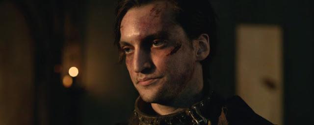 Murphy en la tercera temporada de 'The 100'