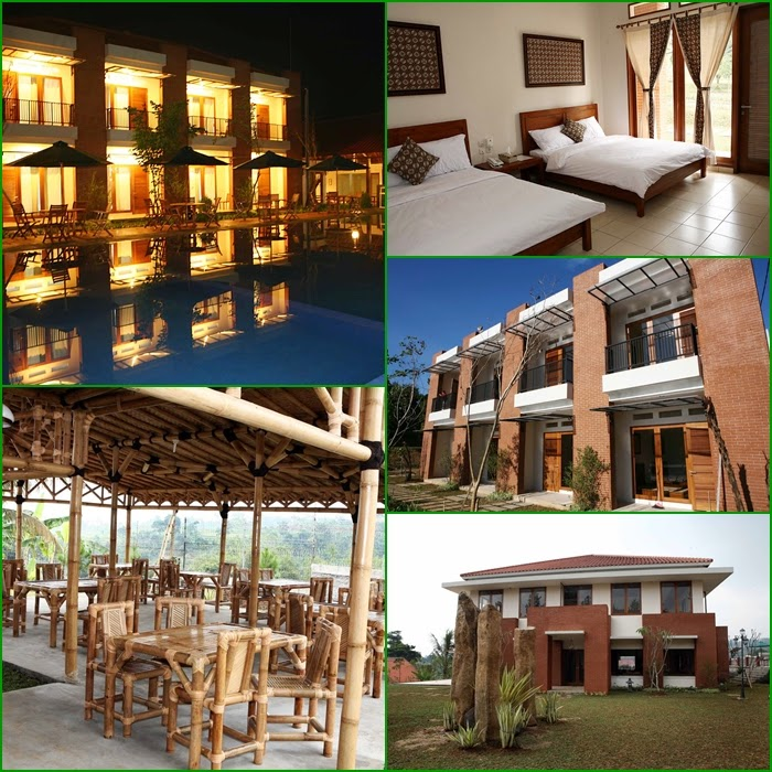 Tempat Outbound Villa Bukit Pinus Bogor