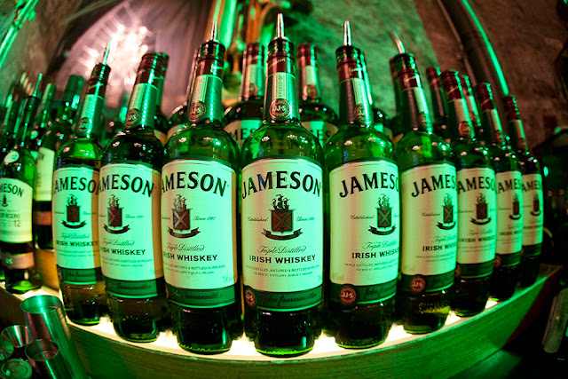 Visita à Destilaria Old Jameson
