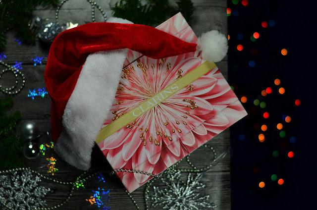 Clarins 12 days of Christmas Calendar что такое адвент- календарь,