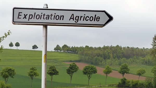 Aménagement des exploitations agricoles