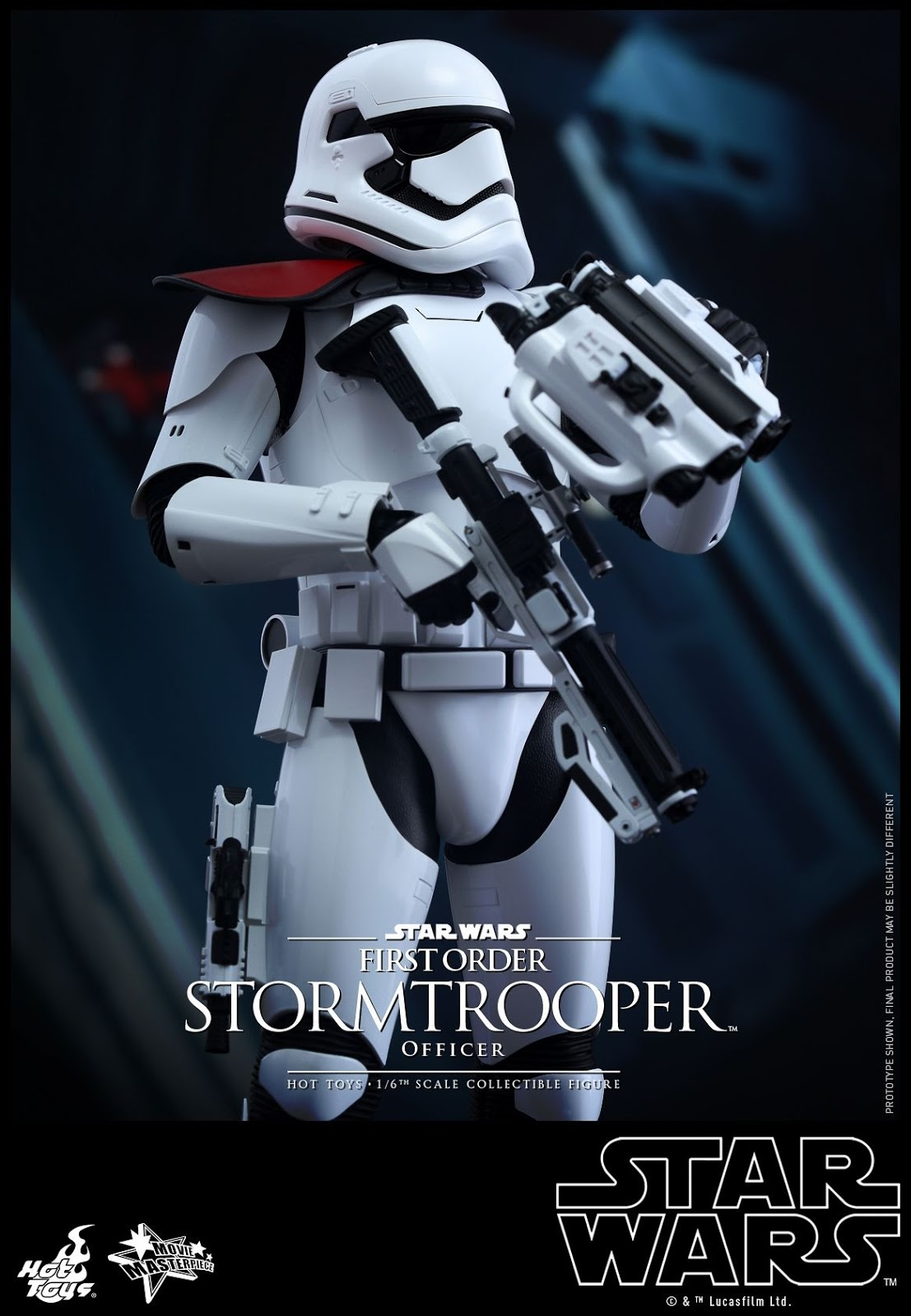 onesixthscalepictures: Hot Toys The Force Awakens First ... - photo#40