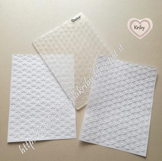 embossing folder star