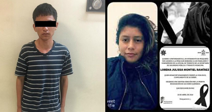 El Cártel del Noreste pago solo 150 dólares a un niño sicario para ejecutar a una agente de transito en Nuevo León.