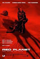 Planeta rojo (Red Planet) <br><span class='font12 dBlock'><i>(Red Planet)</i></span>