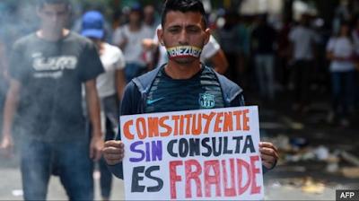 """Smartmatic, la empresa a cargo del sistema de votación en Venezuela, denuncia """"manipulación"""" en la elección de la Constituyente y el CNE lo niega"""
