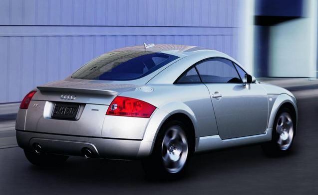 The 2005 Audi TT