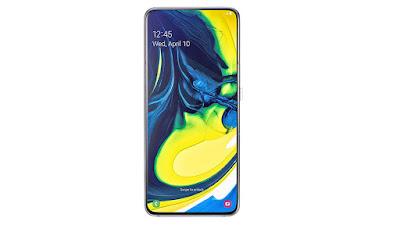 Harga HP Samsung Galaxy A80 Terbaru Dan Spesifikasi Update Hari Ini 2019 | Kamera 48MP, RAM 8GB