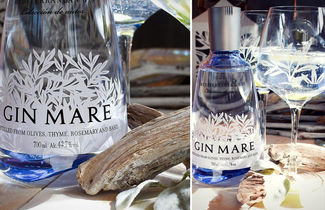 Welche Aromen finden sich im Gin Mare?