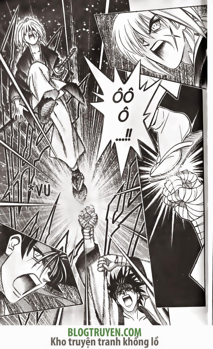Rurouni Kenshin chap 184 trang 19