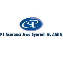 Logo PT Asuransi Jiwa Syariah AL AMIN Medan