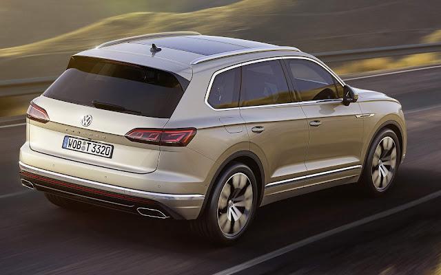 Novo VW Touareg 2018