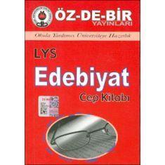 Özdebir LYS Edebiyat Cep Kitabı