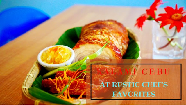 New restaurants in Cebu, Rustic Chef's Favorites, Comfort Food, Pork Lauya, Restaurants in Lapu Lapu City, Grilled Pork Ribs, Pork Liver, Roasted Pork Belly, Cebu Food Blog