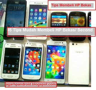 Membeli HP Android Bekas Xiaomi, Oppo, Samsung, Vivo, Evercoos,  Cek Spesifikasi Handphone, cek asli hp android, cek hp kena virus