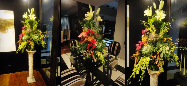BodaHaus Floral Boutique Baroque Flemish Style Floral