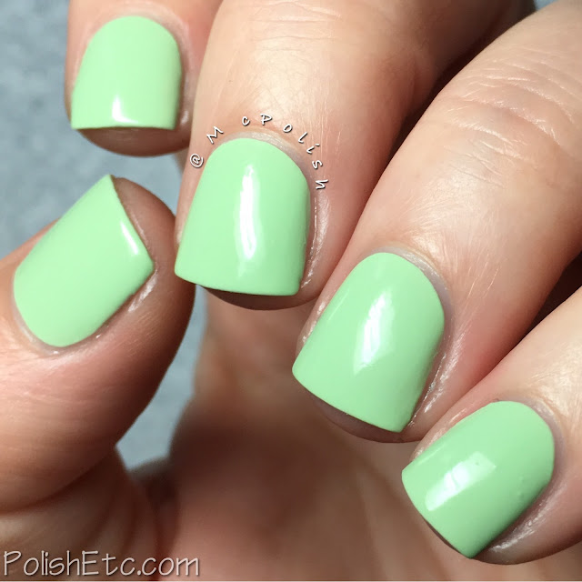 Essie - Resort Collection 2016 - McPolish - Going Guru