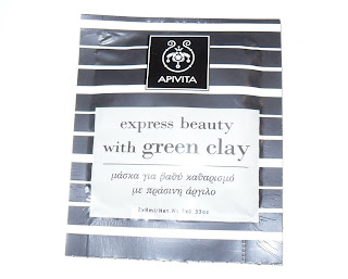 Apivita Express Beauty Green Clay1