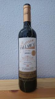 Vallarcal, Vino de la Tierra de Extremadura, Roble