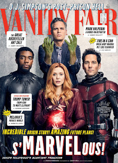 Vanity Fair Infinity War Cover 3