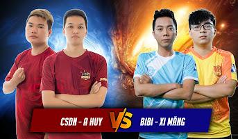 CSDN - Anh Huy vs BiBi - Xi Măng | 2vs2 Random | 26/05/2021