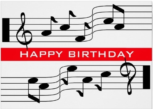 birthday cards for facebook with music