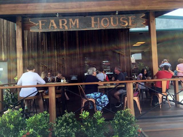Farm House at Kedron is on the old Farmer Joe's site.