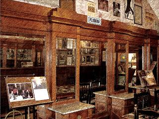 O Interior do Famoso Gran Café Tortoni, em Buenos Aires