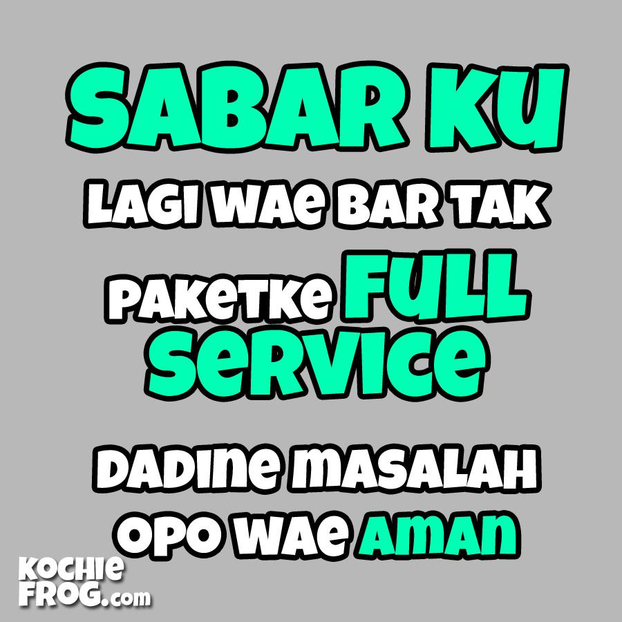 Lucu Bahasa Jawa Marah Ktawaayo Ketawa