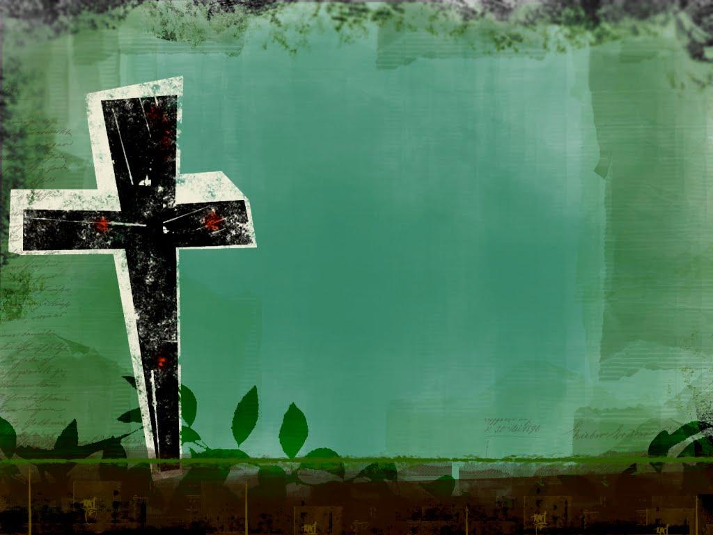 Easter BackgroundsEaster Cross Background