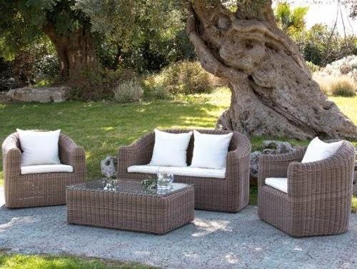 Inspiration shabby salotto da giardino in stile provenzale for Salotto da terrazzo