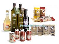 Logo Alce Nero: vinci gratis una cesta Equo Solidale di prodotti + card da 75€ ,100€ e 150€