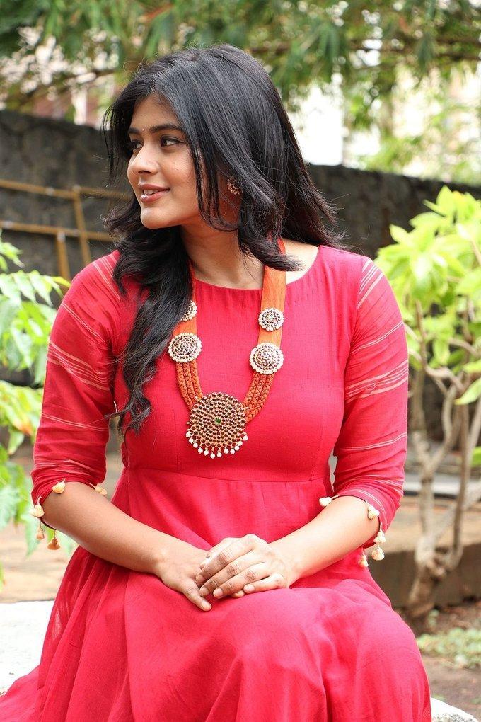Hebah Patel at Vinnaithandi Vantha Angel Audio Launch Stills