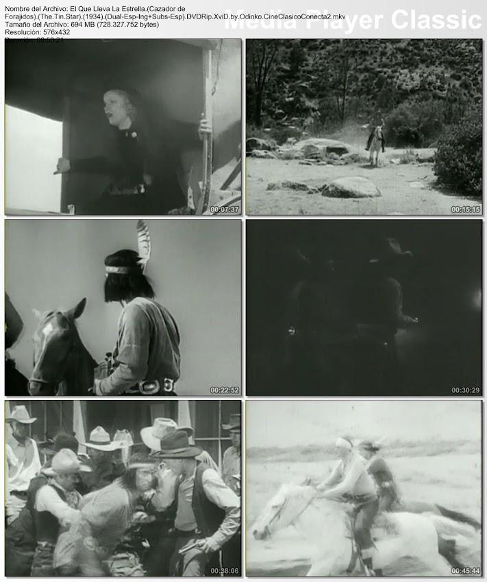 El que lleva la estrella | 1934 | The Star Packer | Cazador de forajidos | Secuencias de la pelicula, Fotografías