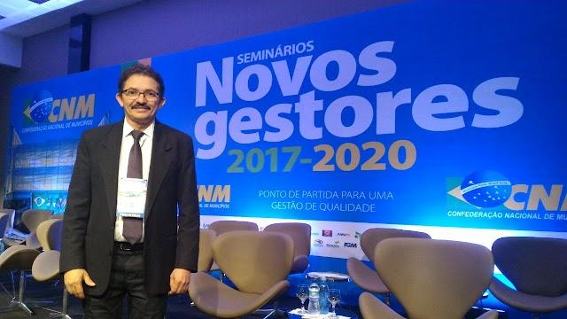 Procuradoria Geral Eleitoral dá parecer favorável à candidatura de Edmilson Leite