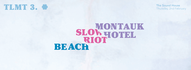 The Last Mixed Tape Montauk Hotel Slow Riot Beach The Sound House